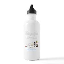 K9 Calendar Water Bottle