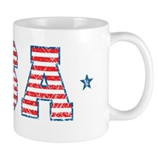 USA_10x3-bumper sticker Mug