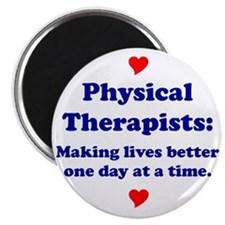 Physical Therapists Magnet