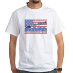 Re-elect Gore White T-Shirt