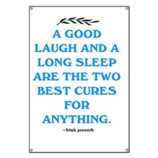 GOOD LAUGH - GOOD SLEEP Banner