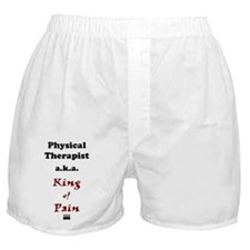 King of Pain Boxer Shorts