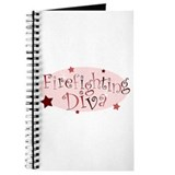 """Firefighting Diva"" [red] Journal"
