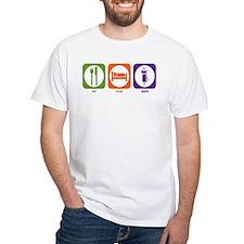 Eat Sleep Teach Shirt
