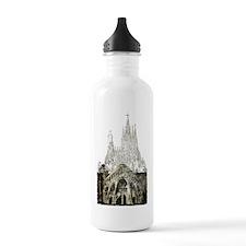 Sagrada Familia Water Bottle