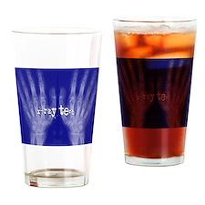 xray tech 10 Drinking Glass