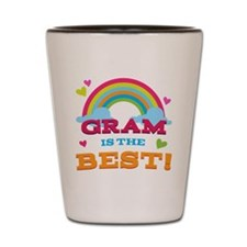 Gram Is The Best Shot Glass