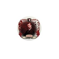 Bram Stoker Dracula Mini Button