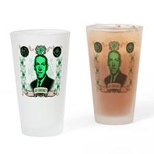 H.P. Lovecraft Cthulhu Drinking Glass