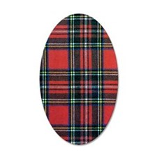 Royal Stewart Tartan Wall Decal