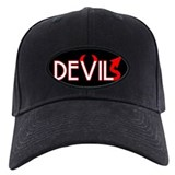 Devil Baseball Hat