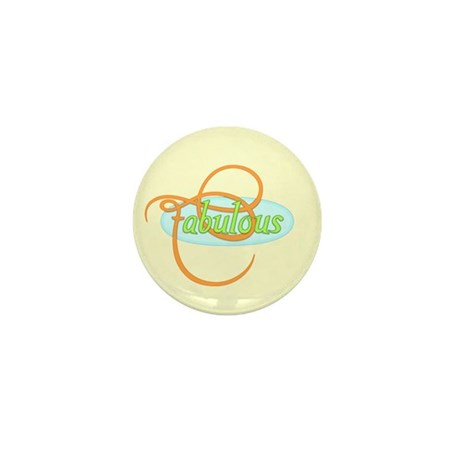 Fabulous Mini Button (10 pack)