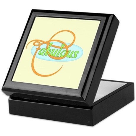 Fabulous Keepsake Box