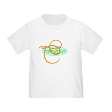 Fabulous Toddler T-Shirt