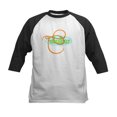 Fabulous Kids Baseball Jersey