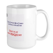 Team carbo Business card Mug