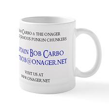 Onager Business card Mug