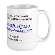 Onager Business card Mug