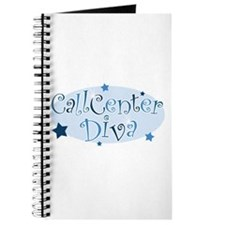 Call Center Diva [blue] Journal