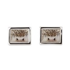 Rosie hedgehog Cufflinks