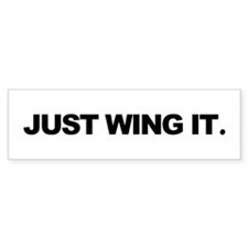 Paragliding & Powered Paragli Bumper Bumper Sticker