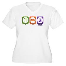 Eat Sleep Industrial Engineering T-Shirt