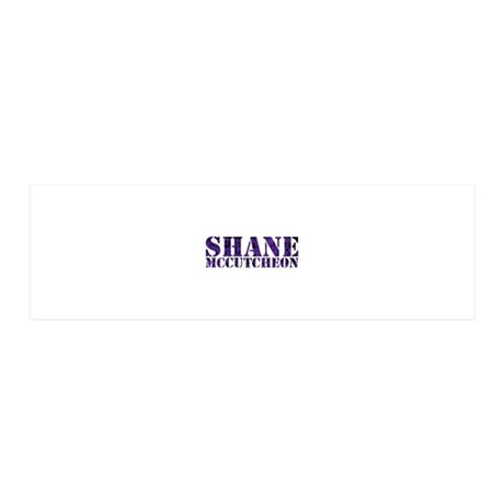 L Word Shane McCutcheon Quote 36x11 Wall Decal