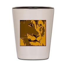 Jelani Lion Shot Glass