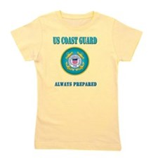 US Coast Guard Girl's Tee