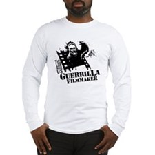 Guerrilla Filmmaker Long Sleeve T-Shirt