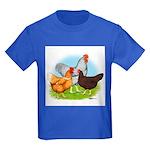 All American Trio Kids Dark T-Shirt