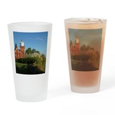 Big Bay Point Lighthouse Drinking Glass