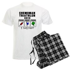 Chemoman Triathlon 2013 Pajamas