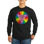 RELIGION OFF CIVIL RIGHTS Long Sleeve Dark T-Shirt