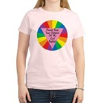 RELIGION OFF CIVIL RIGHTS Women's Light T-Shirt