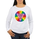 RELIGION OFF CIVIL RIGHTS Women's Long Sleeve T-Sh