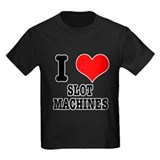 I Heart (Love) Slot Machines T