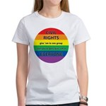 CIVIL RIGHTS EVERYONE Women's T-Shirt