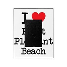 I love Pt Pleasant Beach NJ Picture Frame