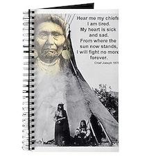 Chief Joseph Journal
