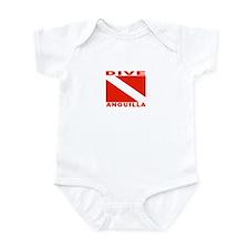 Dive Anguilla Infant Bodysuit