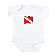 Dive Antigua Infant Bodysuit