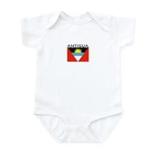 Antigua Flag Infant Bodysuit