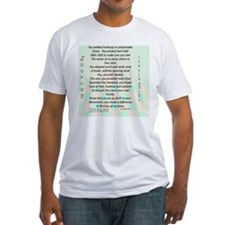 Retired Nurse Poem Shirt