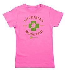 Amphibian Rescue Team Girl's Tee