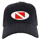 Dive Aruba Baseball Hat