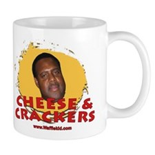 "Mr. Wayland ""Cheese & Crackers"" Mug"