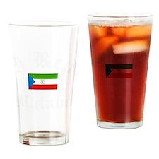 I Rep Malabo capital Designs Drinking Glass