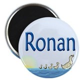 "Ducklings Ronan 2.25"" Magnet (10 pack)"