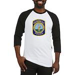 Columbia Police Baseball Jersey